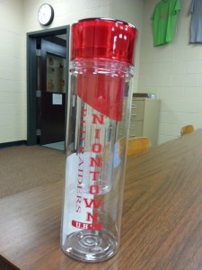 Espresso Yourself Cafe - Water Bottle
